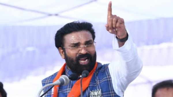 Sriramulu reaction about deputy chief minister post