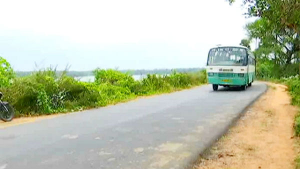 Lakes With No Barrier Walls In Channapatna May Lead To Accidents