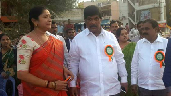 Mahalakshami Layout MLA K.Gopalaiah Demand For Portfolio?