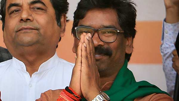 Live Updates Of Jharkhand Cm Hemant Soren Swearing In Ceremony