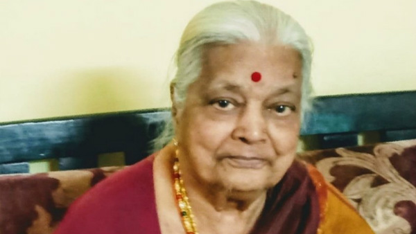HS Doreswamy Wife Lalithamma No More