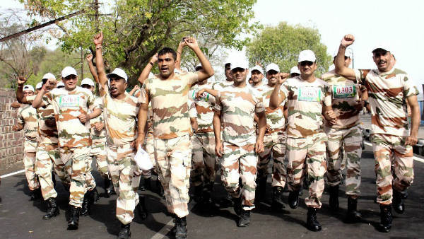 Six ITBP Jawans Killed In Chhattisgarh Narayanpur