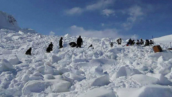 Avalanche Strikes Army Position In Jammu And Kashmir 1 Soldier Killed
