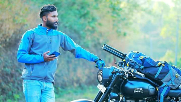 Madikeri Photo Journalist Jeevan Palakkad Died By Heart Attack
