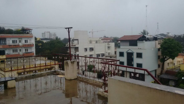 Two Days Of Rain Alert In Various Districts Of Karnataka