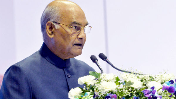 Rape Convicts Under POCSO Act Should Not Be Allowed Mercy Petition: Kovind