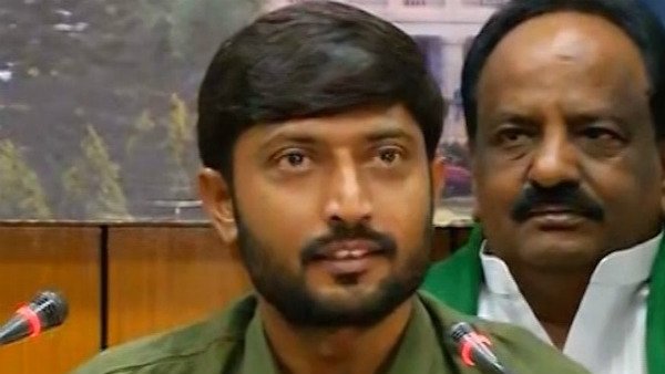 JDS Youth Wing General Secretary Resigned