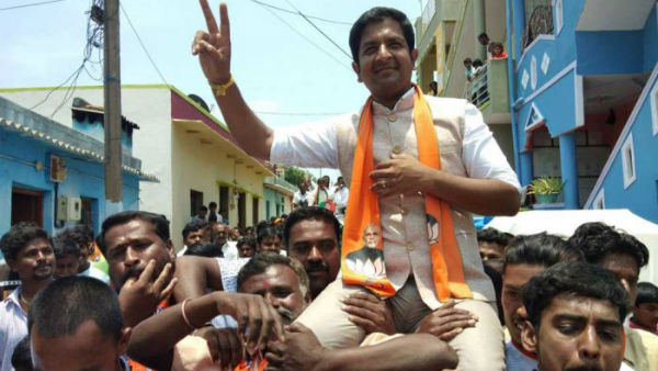 BJPs Door Close To Sharath Bachhe Gowda: BJP Leader