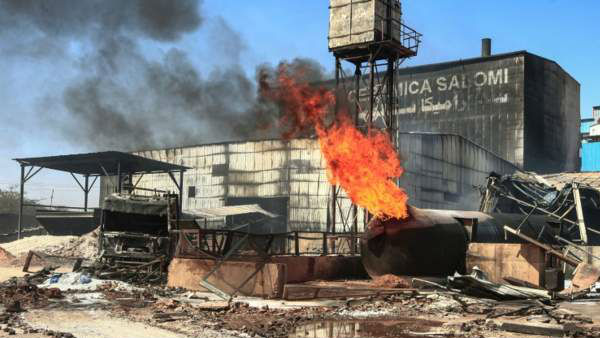 18 Indians Killed In Sudan Factory LPG Tanker Blast Fire