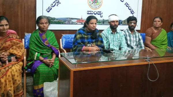 Assault On Friend Who Witnessed A Love Marriage In Madduru