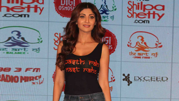 Shilpa Shetty App Wins Google Award