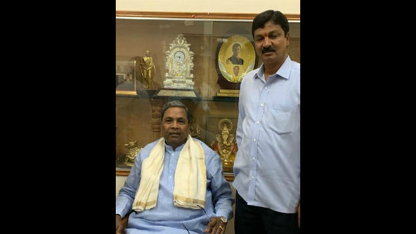 Ramesh Jarkiholi- Siddaramaiah Interesting Conversation