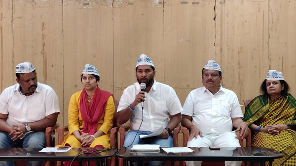 BBMP election 2020: AAP ward president for the preparation