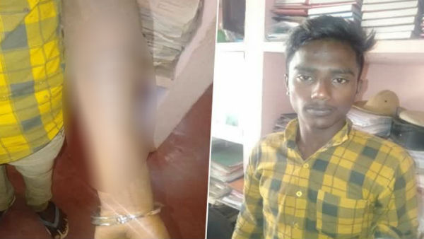 Boy Arrester For Torturing Minor Girl In Hunasuru