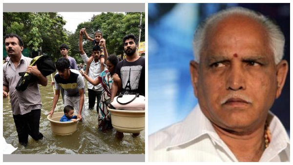 Yediyurappa Order To Revise Flood Relief Fund
