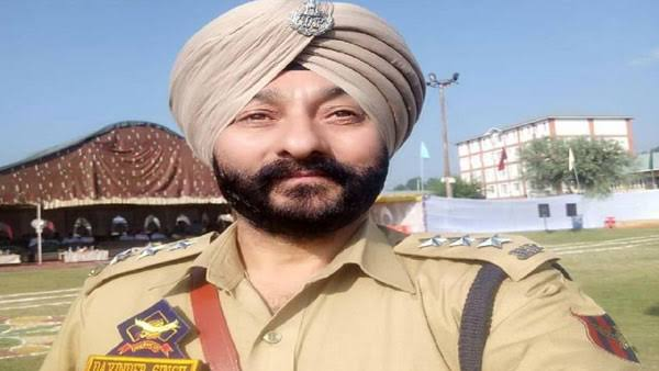 NIA Found Davinder Singh Connection With Terrorists