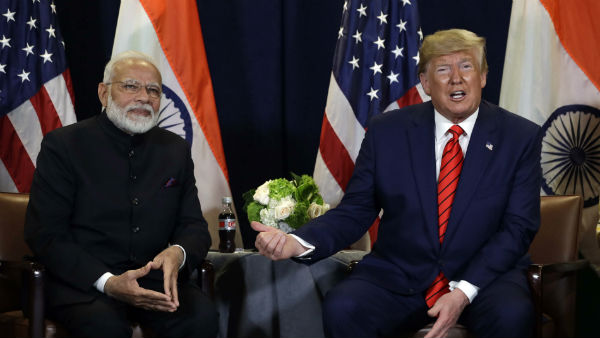 Donald Trump Didnt Know India China Share Border