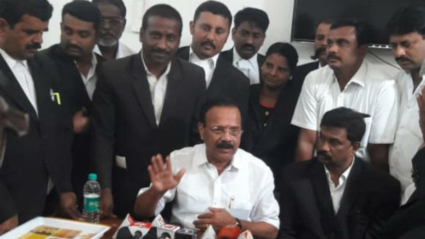 DV Sadananda Gowda Reaction On Mangaluru Video Released By Hd Kumaraswamy