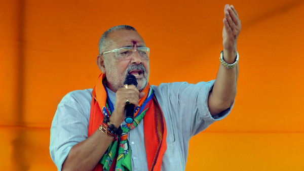 Indians Abroad Start Eating Beef Giriraj Singh