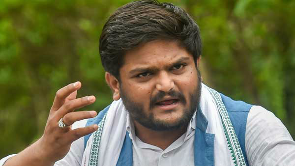 Hardik Patel Arrested Immediately Coming Out Of Jail