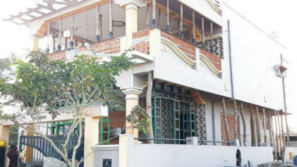 Person Planned To Lift His Home In Mandya