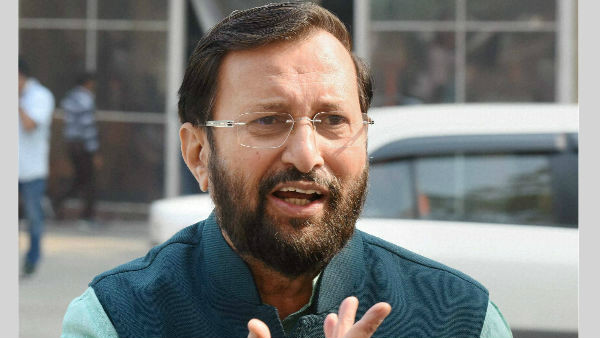 Union Minister Prakash Javadekar Tests Positive For Covid19