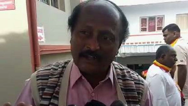 Writer Kum Veerabhadrappa Reaction To Controversy In Sringeri Literature Festival
