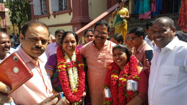 BJP Retains Mayor Position Despite Differences In Shivamogga
