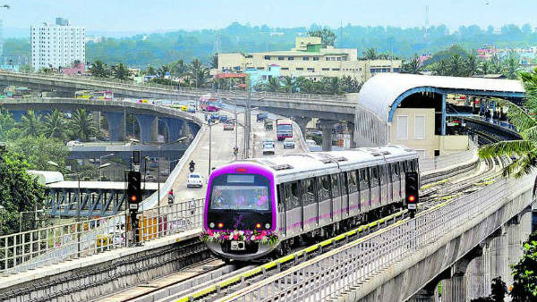 Sudden Inspection At Bengaluru Namma Metro Stations