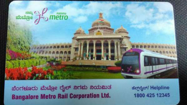 Namma Metro smart card discounts slash to be effective from today