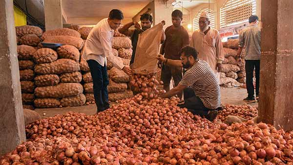Onion Customers Easing Into The New Year
