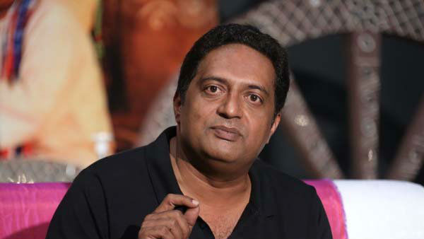 Actor Prakash Raj Reacts On CAA In Hyderabad