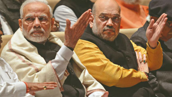 Congress Leader VS Ugrappa Lambasted PM Modi And Union Home Minister Amit Shah