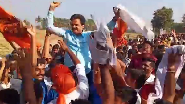 Video Viral of Tarikare MLA Dance