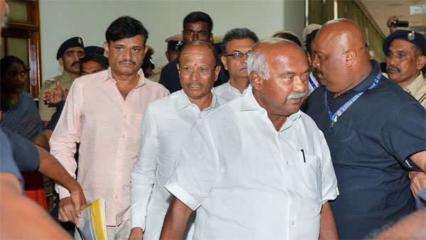 BJP Leaders Shocked From Chief Minister Yadiyurappa Statement