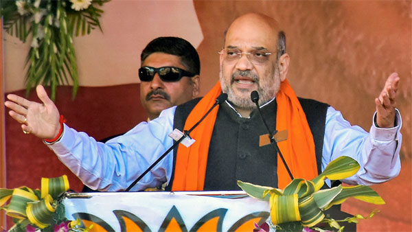 AAP government tops chart of liars: Amit Shah slams Arvind Kejriwal