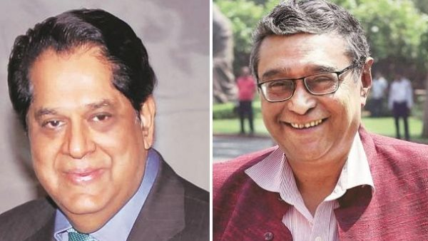 K V Kamath, Swapan Dasgupta may be inducted into govt in Cabinet reshuffle