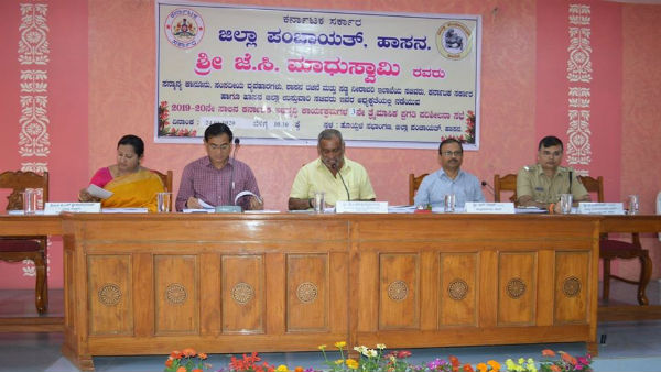 Pension Adalat will be conducted in each Taluks: J.C Madhuswamy