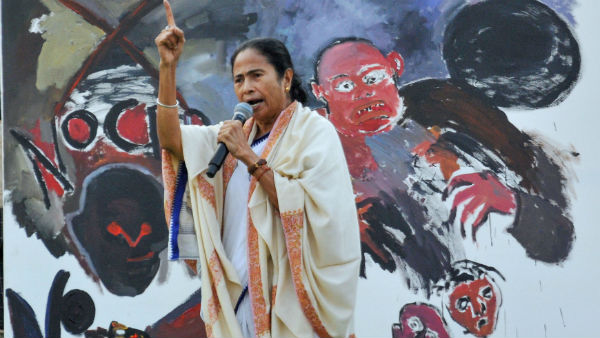 Those who dont have political existence are calling strikes: Mamata slams Left, Congress