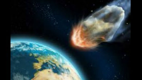 Scientists Found Crater Of 800000 Years Old Meteorite Crashes In Earth