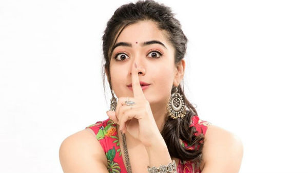 Rashmika Mandanna Appears Before IT Officials