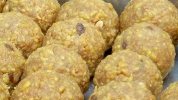 One Free Laddu For Every Pilgrims In Tirupat