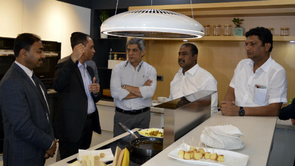 Miele MSR Home Decor & Kitchen Appliances HSR Layout inaugurated