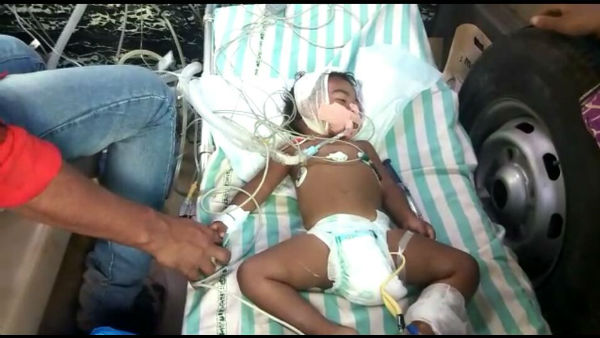 Assault On Child By Father In Kaduru