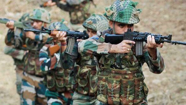 3 Terrorists Killed In Encounter With Forces In Jammu And Kashmir