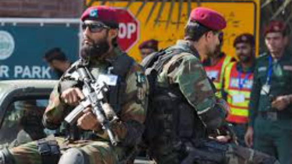 Baloch Army Attacks Pakistan Camp