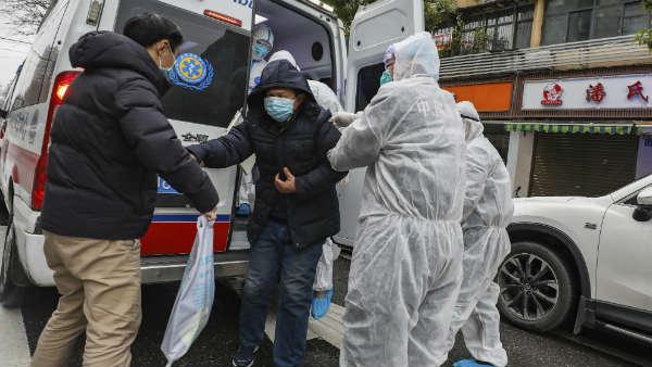 Coronavirus 2 009 New Infected Cases In China