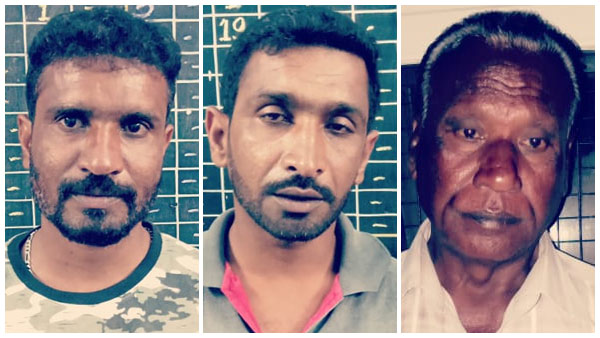 Police Arrested Three For Assult On Media Persons In Hunasuru