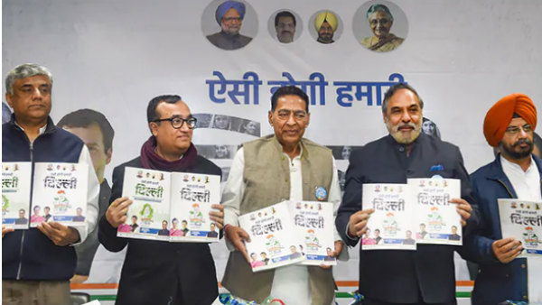 Congress Delhi manifesto: Will not implement NRC, NPR in current form