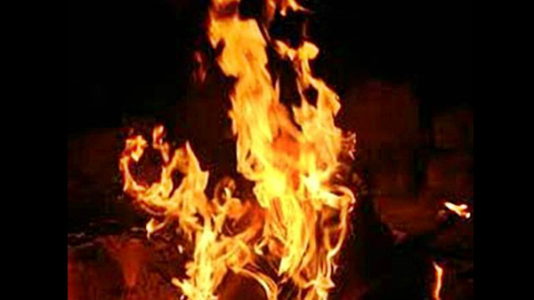 BSc Student Burnt Alive In Lucknow